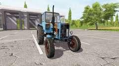 MTZ 80 Bielorrússia para Farming Simulator 2017
