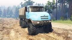 Ural 44202-59 v1.1 para Spin Tires