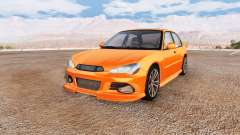 Hirochi Sunburst diesel engine v0.7 para BeamNG Drive