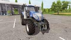 New Holland T8.380 v0.1 para Farming Simulator 2017