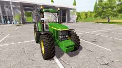 John Deere 7810 v2.0 para Farming Simulator 2017