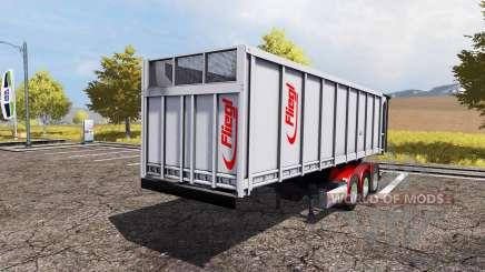 Fliegl TMK 271 Bull semitrailer para Farming Simulator 2013