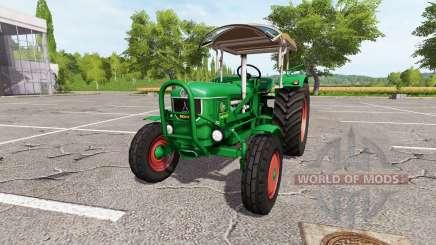 Deutz D80 v2.1 para Farming Simulator 2017