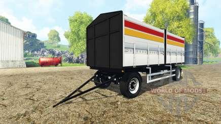 Tipper trailer para Farming Simulator 2015