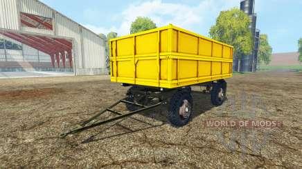 Hodgep MBP-6.5 para Farming Simulator 2015