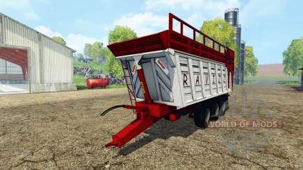 Ravizza EuroCargo 7200 para Farming Simulator 2015