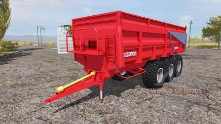 Maupu BM para Farming Simulator 2013
