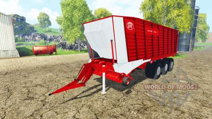 Lely Tigo XR 100D v1.2 para Farming Simulator 2015