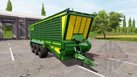 Jonh Deere trailer para Farming Simulator 2017
