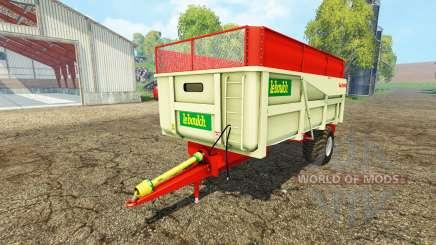 LeBoulch Gold para Farming Simulator 2015