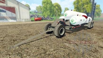 Triple Tank Wagon para Farming Simulator 2015