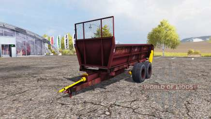 PRT 7A para Farming Simulator 2013