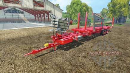 Arcusin AutoStack FS 63-72 para Farming Simulator 2015