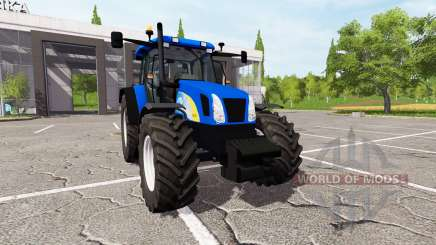 New Holland T5070 para Farming Simulator 2017