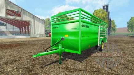 JOSKIN Betimax RDS 6000 para Farming Simulator 2015