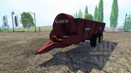 Bossini para Farming Simulator 2015