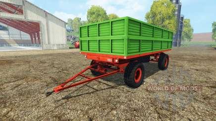 Hodgep MBP-9 para Farming Simulator 2015