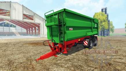 Kroger MUK 303 para Farming Simulator 2015