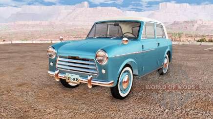 Satsuma 210 1958 v3.0 para BeamNG Drive