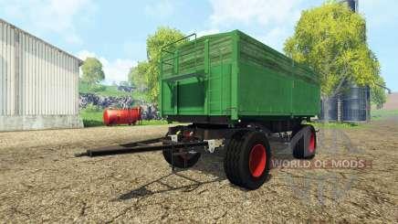 Kempf 16T para Farming Simulator 2015