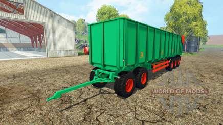 Aguas-Tenias 36T para Farming Simulator 2015
