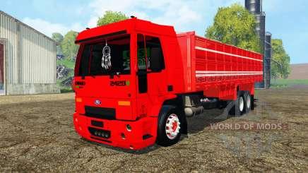Ford Cargo 2428E para Farming Simulator 2015