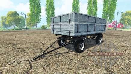 Autosan D47 v2.0 para Farming Simulator 2015