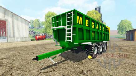 ZDT Mega 33 para Farming Simulator 2015