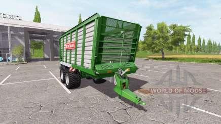 BERGMANN HTW 40 para Farming Simulator 2017