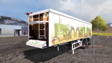 Kroger Agroliner SRB3-35 John Deere para Farming Simulator 2013