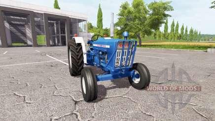 Ford 4000 para Farming Simulator 2017