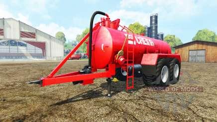 Creina CVC 14000 para Farming Simulator 2015