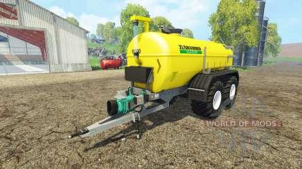 Zunhammer SKE para Farming Simulator 2015