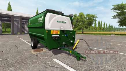 Keenan Mech-Fibre 340 v1.1 para Farming Simulator 2017