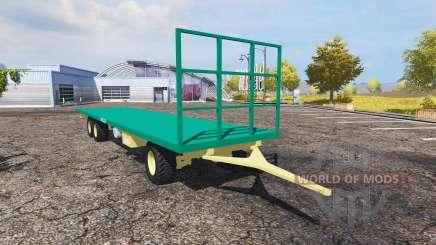 Camara bale trailer v1.1 para Farming Simulator 2013