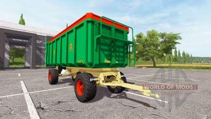 Aguas-Tenias GAT20 v2.0 para Farming Simulator 2017