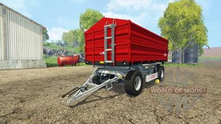 Fliegl DK 180-88 v1.01 para Farming Simulator 2015