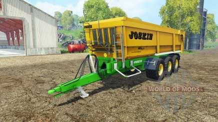 JOSKIN Trans-Space 8000-23 v4.1 para Farming Simulator 2015