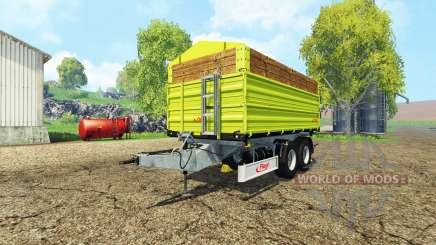 Fliegl TDK 255 set1 para Farming Simulator 2015
