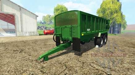 Bailey TB18 para Farming Simulator 2015
