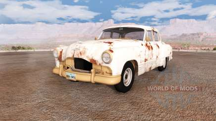 Burnside Special rusty v1.1 para BeamNG Drive
