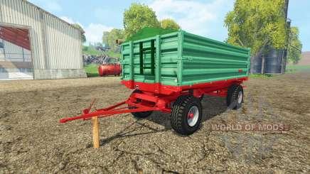 Reisch RD 80 para Farming Simulator 2015