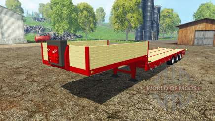 Semitrailer ACTM para Farming Simulator 2015