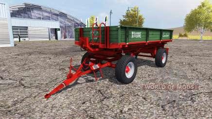 Krone Emsland v1.1 para Farming Simulator 2013