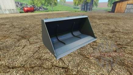 Bigger shovel v1.2.2 para Farming Simulator 2015