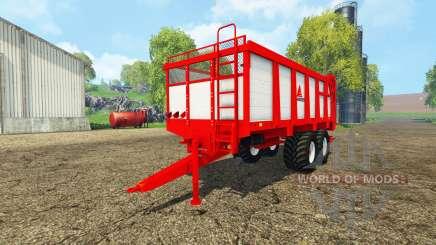 ANNABURGER HTS para Farming Simulator 2015