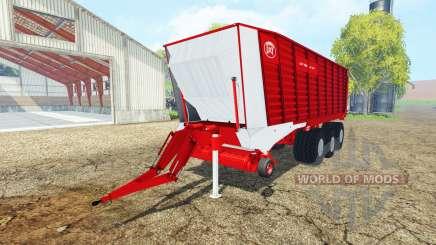Lely Tigo XR 100D para Farming Simulator 2015