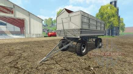 Fortschritt HW 80.11 silo para Farming Simulator 2015