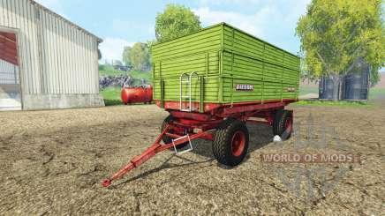 Diedam para Farming Simulator 2015