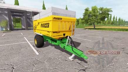 JOSKIN Trans-CAP 5000-14 para Farming Simulator 2017